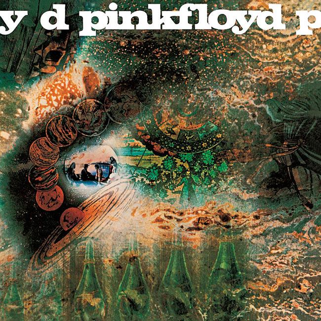 Pink Foyd A Saucerful of Secrets
