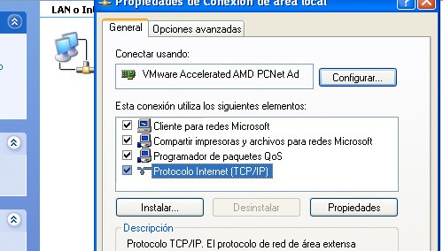 TCP/IP Windows