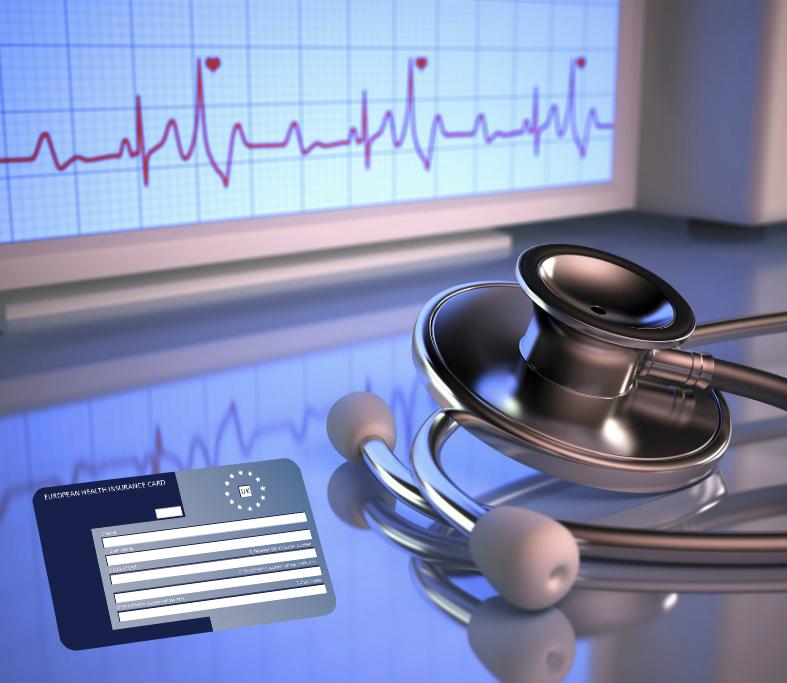 Tarjeta Sanitaria Europea TSE