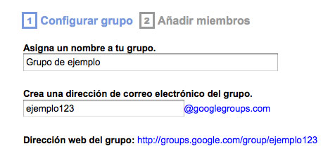 Groups Google