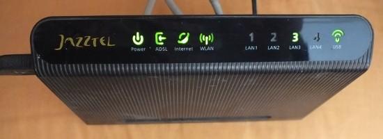 Cuatro trucos para evitar que te roben WiFirouter-jazztel