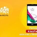 ¡Estrenamos #JazzFanVerano! Comparte tus planes para estas vacaciones y ¡consigue un LG G4 C!
