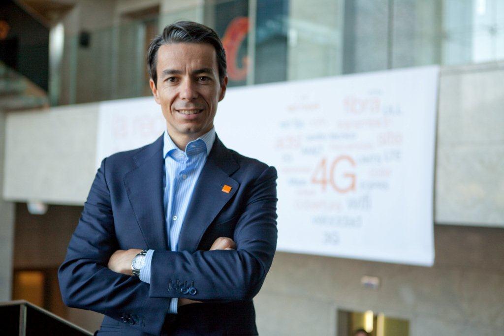 Luis Santos, Director de innovación de Orange