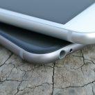 Detalle de dos iPhone