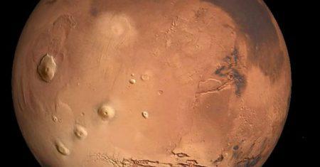 Primeras fotografías Marte