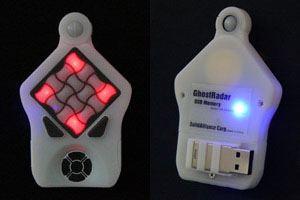 Radar de fantasmas USB