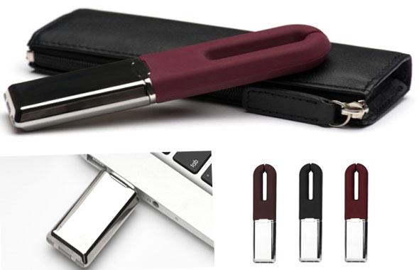 Vibrador y pen drive USB