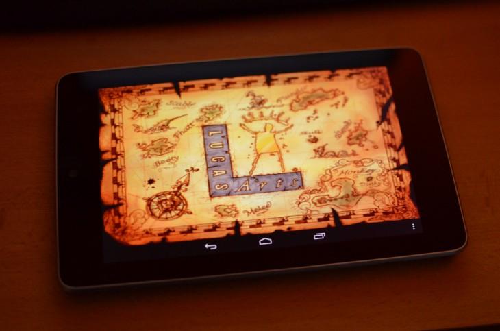 Aventuras Gráficas tablets