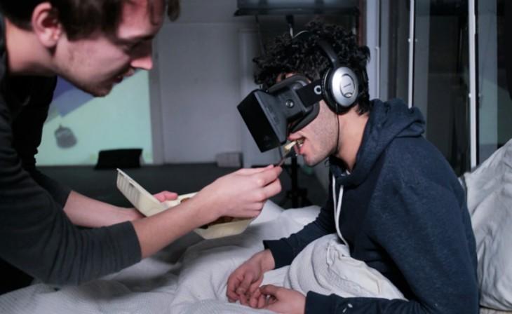 28 días de realidad virtual