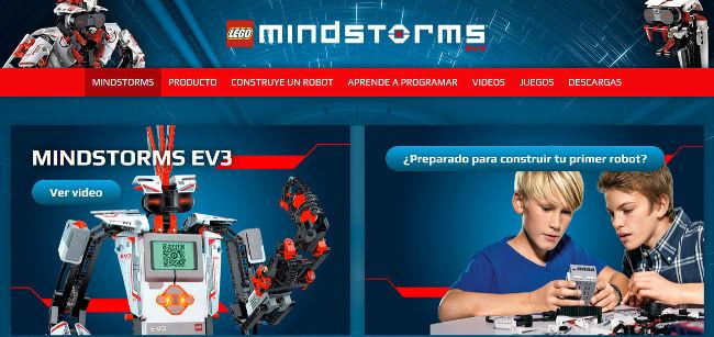 Lego Mindstrorms