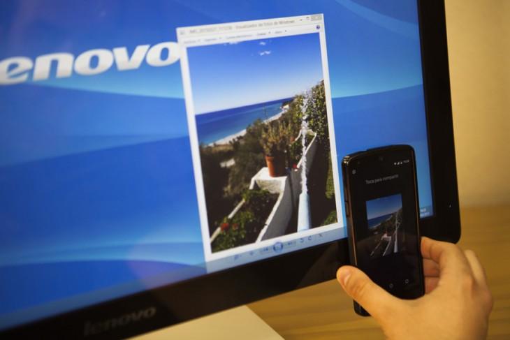 Review Lenovo A740 - 6