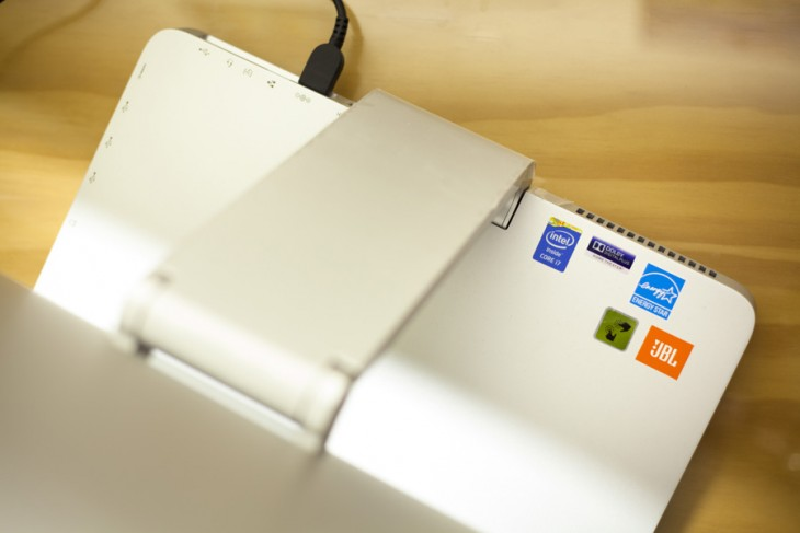 Review Lenovo A740 - 10