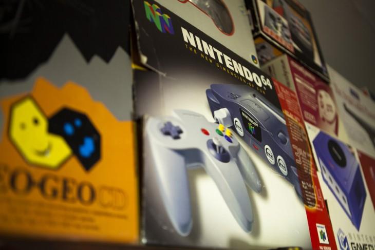 Coleccionismo de juegos y consolas