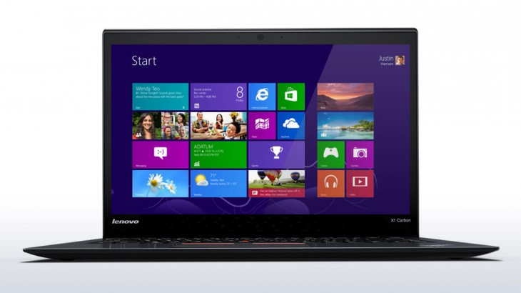 lenovo-laptop-thinkpad-x1-carbon-3-front-1