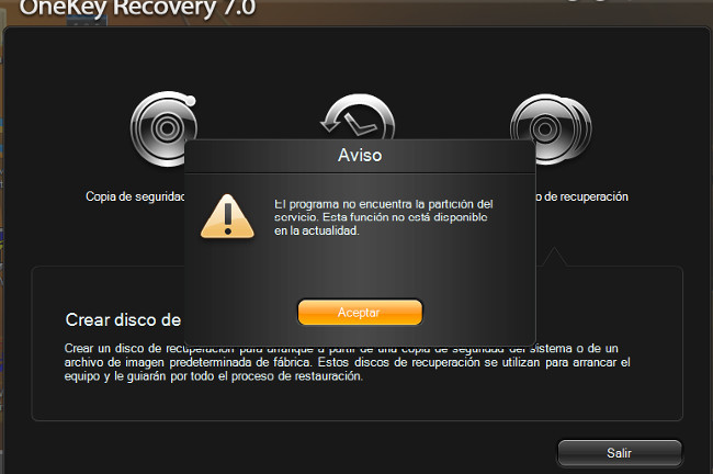 onekey-recovery
