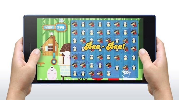 Lenovo TAB3 7 - juegos