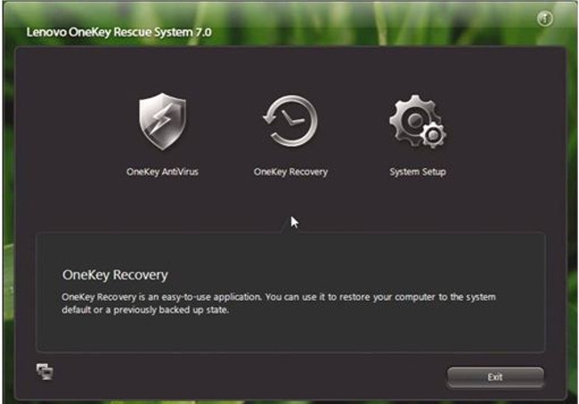 one-key-recovery