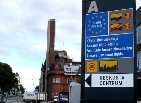 Puerto de Helsinki
