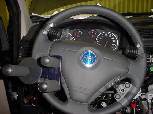 Fiat se acerca a los discapacitados