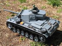 Reproducción de un Panzer III