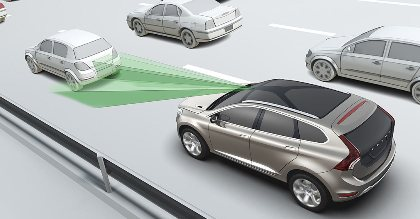 Volvo Safety Car
