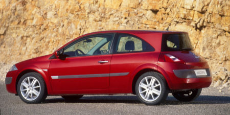 Renault Megane 3p (2002)