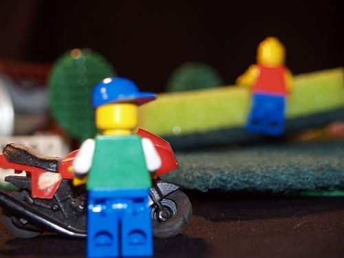 Lego Motero