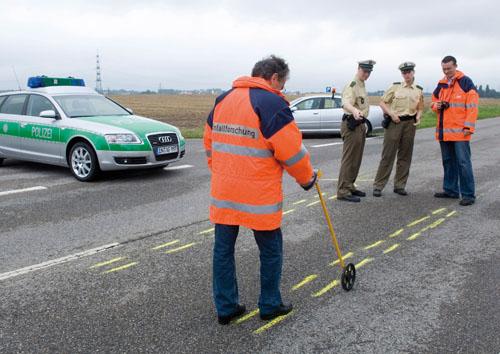 Unidad de Investigación de Accidentes de Audi