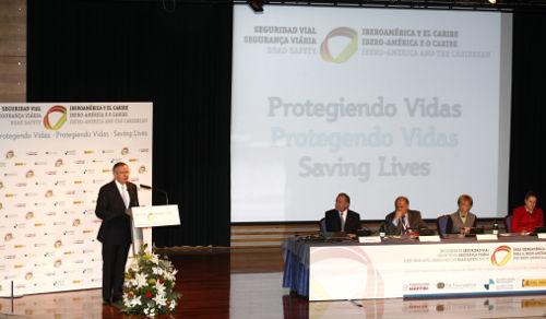 Primer Encuentro Iberoamericano y del Caribe sobre Seguridad Vial