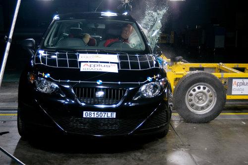 Los crash tests de EuroNCAP simbolizan grandes avances en seguridad vial