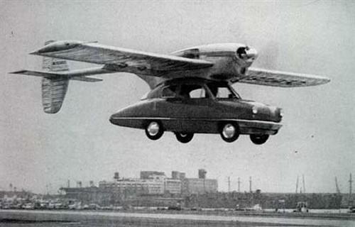 Coche volador