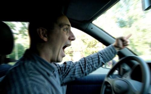 Comunicación gestual a bordo de un coche