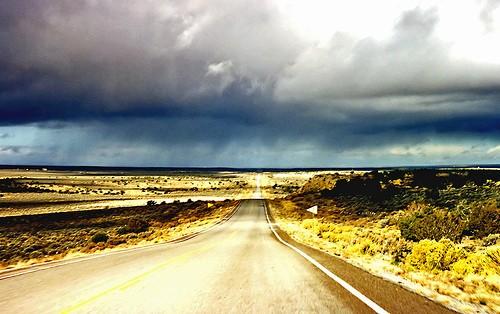 Carretera desertica