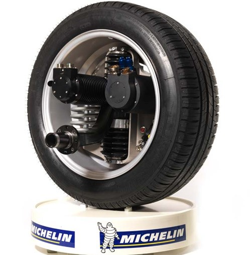 Michelin Active Wheel La Rueda Motorizada Circula Seguro