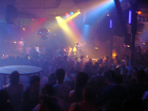Fiesta en Ibiza