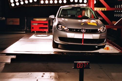 EuroNCAP - Volkswagen Golf