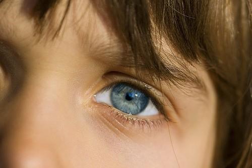 El ojo del niño, testigo de la realidad vial