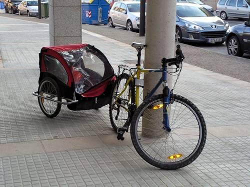 Bici Remolque