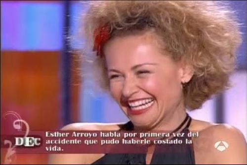 Esther Arroyo, en 'DEC'