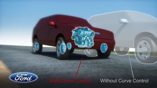 Curve Control de Ford