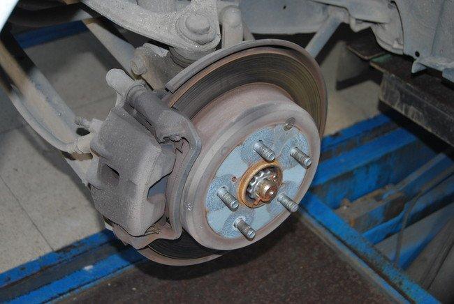 Frenos de disco Toyota Supra