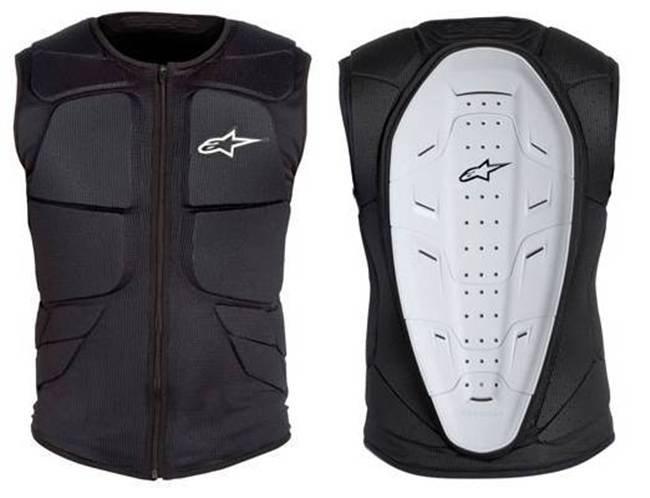 Track Protection Vest