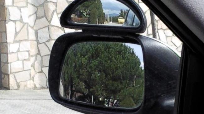 Espejo exterior izquierdo