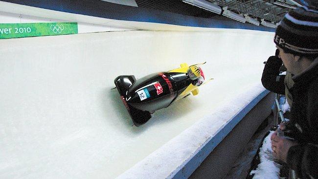 Trineo de bobsleigh