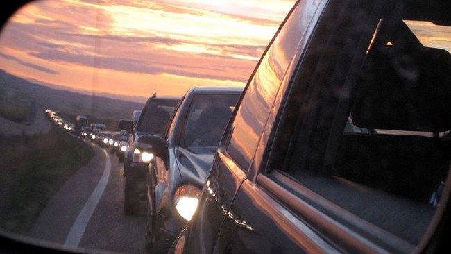Caravanas, símbolo de la ansiedad al volante