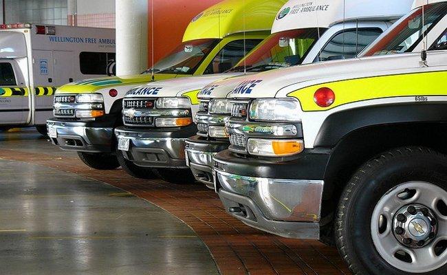 Equipos de emergencia preparados para actuar