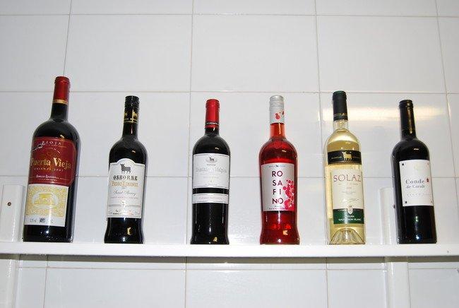 Galeria de vinos