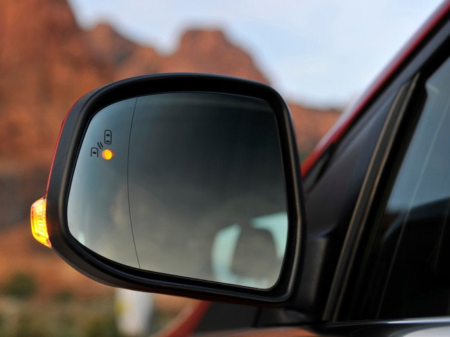 Ford Focus - BLIS