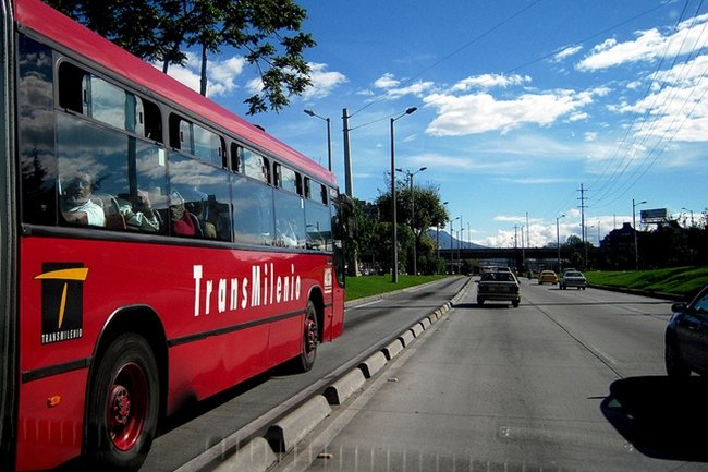 tráfico interurbano