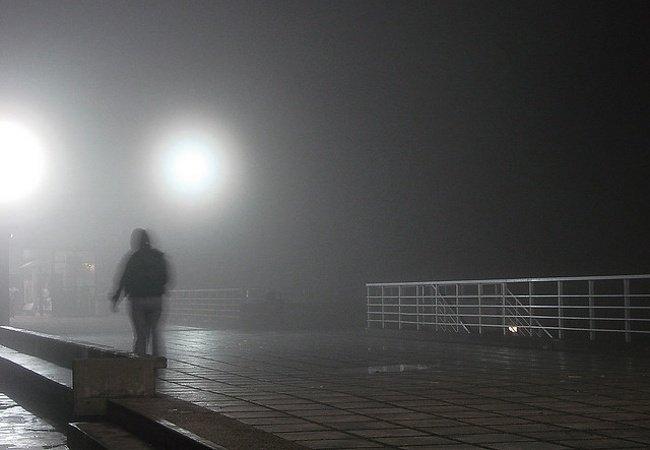 Soledad en la oscuridad